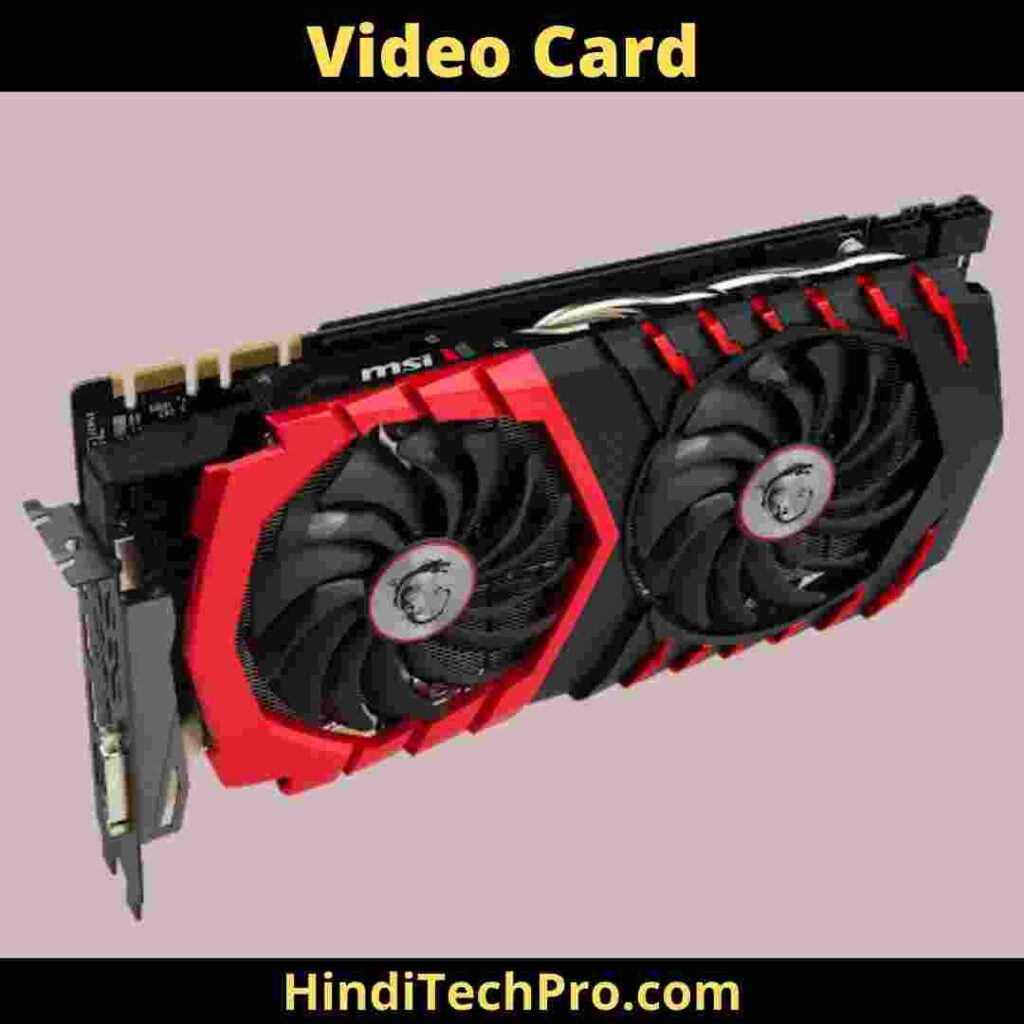 Video card picture, photo, tasveer